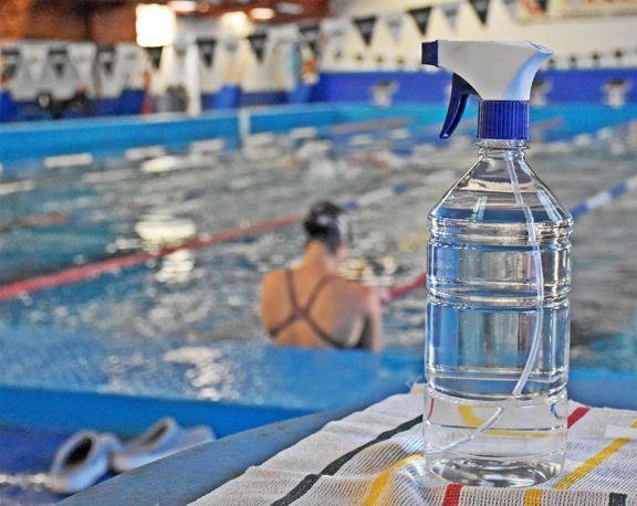 Natación: con distancia, pero con la misma pasión