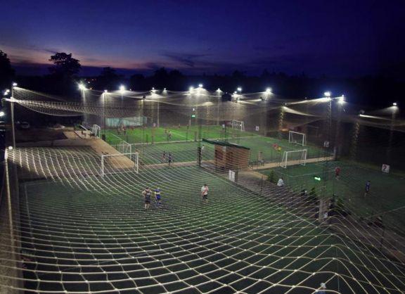 Comenzó la práctica de fútbol 5 en Libertad y más municipios se suman a la prueba piloto