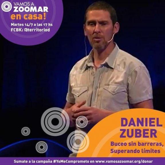 VamosAZoomAr Daniel Zuber
