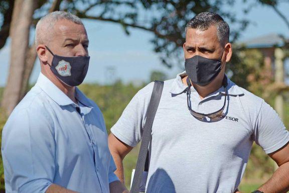 Castillo lleva 11 años trabajando dentro de distintos penales de la provincia.