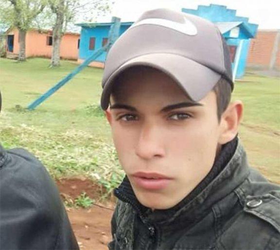 Catriel Patricio vivía junto a su familia en el Kilómetro 2 de Colonia Paraíso.