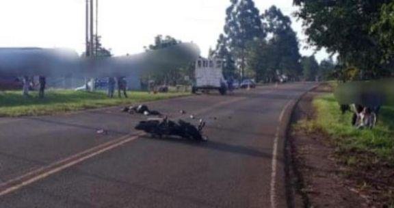 Siniestros viales: jóvenes motociclistas lideran la lista de muertos en Misiones