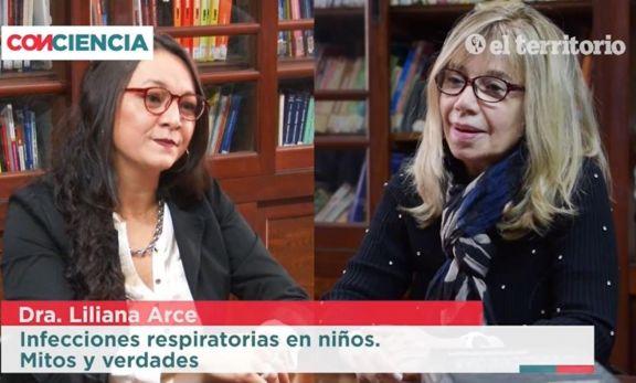 Conciencia: Liliana Arce
