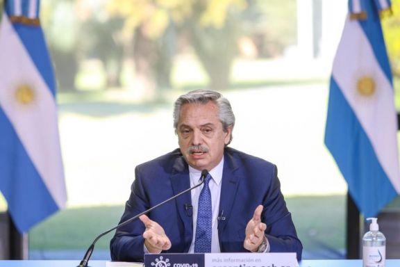 Alberto Fennández