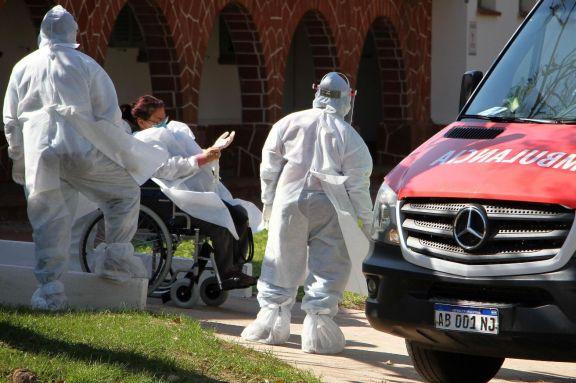 Confirmaron 147 muertes y 7.513 nuevos contagios en las últimas 24 horas en Argentina