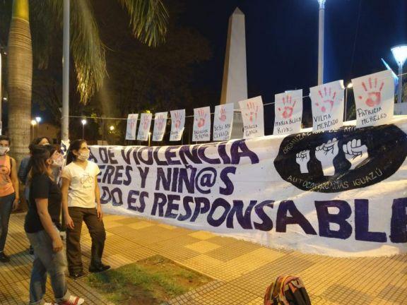 Exigieron Justicia por Patricia Mereles y recordaron a todas las victimas de Femicidios