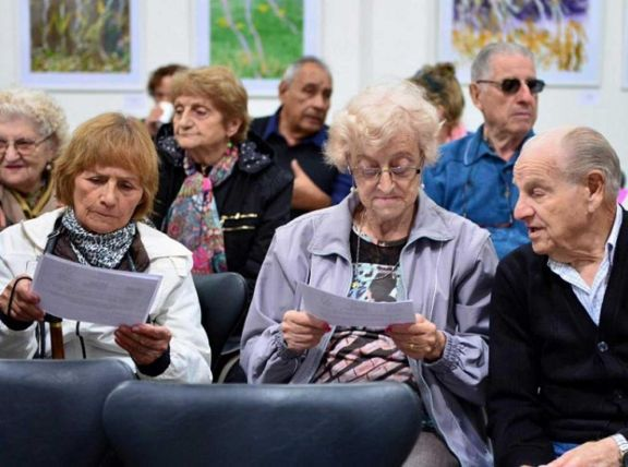 Las jubilaciones aumentarán un 5% en diciembre