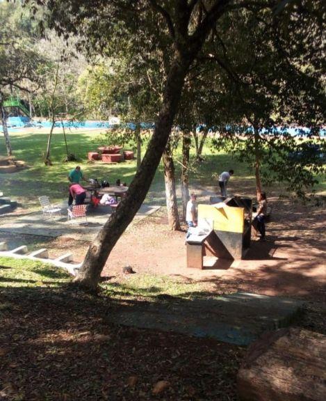 La gente sigue eligiendo el Salto Tabay en Jardín América