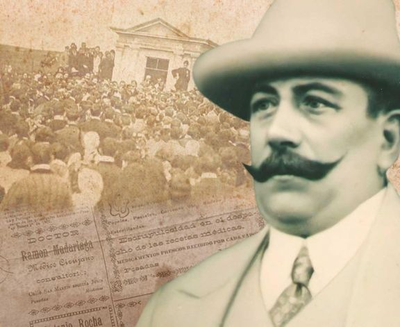 Ramón Madariaga (1882-1911)