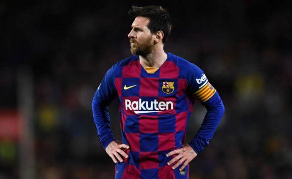 """La renovación de Messi """"progresa adecuadamente"""" según el presidente de Barcelona"""