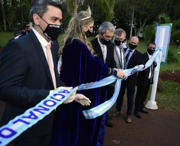 """Arrúa: """"El turismo en la zona Centro se está moviendo muy bien"""""""