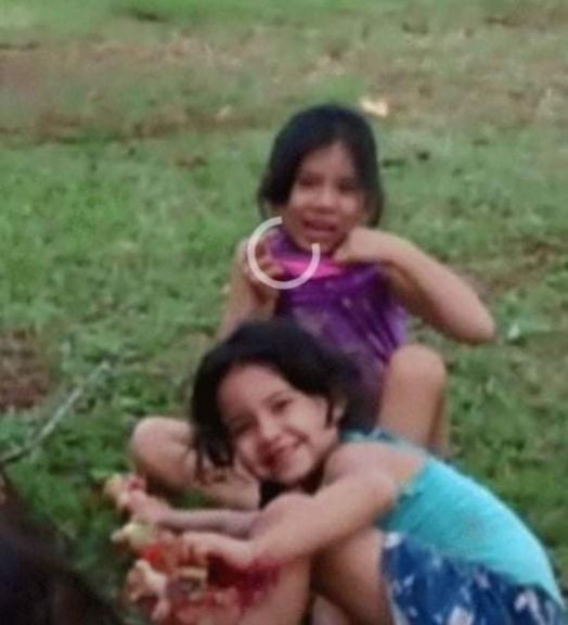 Las niñas argentinas fueron ultimadas por la espalda, mientras huían