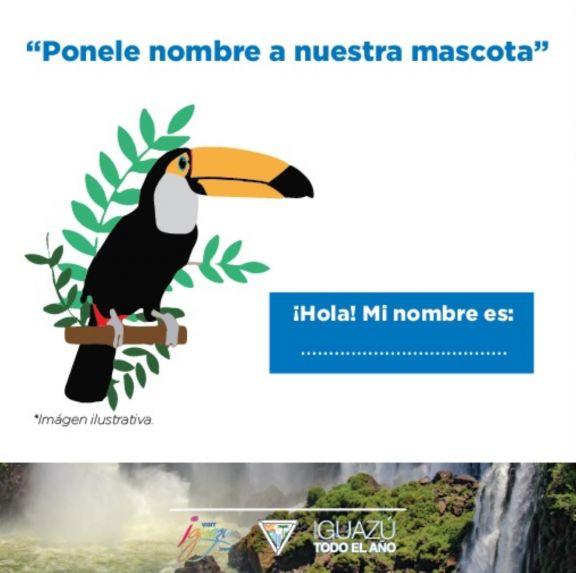 Lanzaron el concurso 'Ponele nombre a la mascota de Visit Iguazú'