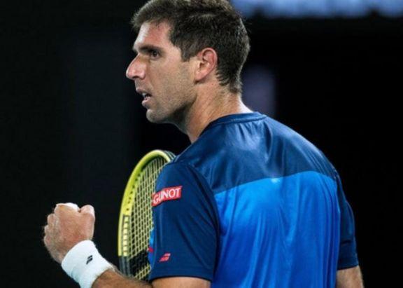 El argentino Delbonis debuta ante local Kukushkin en el ATP 250 de tenis de Astana