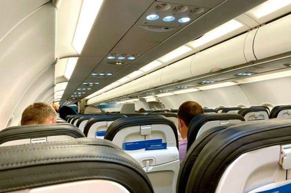 Cuáles son los riesgos a la hora de volver a volar