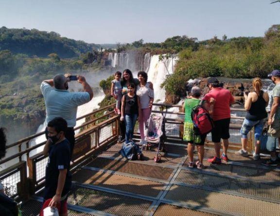El Parque Nacional Iguazú abrirá normalmente este fin de semana