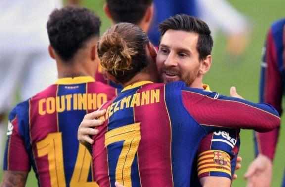 Barcelona venció a Elche y se quedó con la Joan Gamper