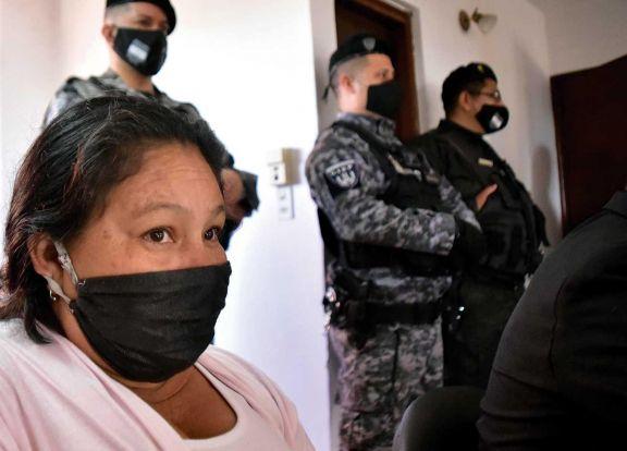 Con un nuevo habeas corpus la defensa de María Ovando intenta otra vez su excarcelación