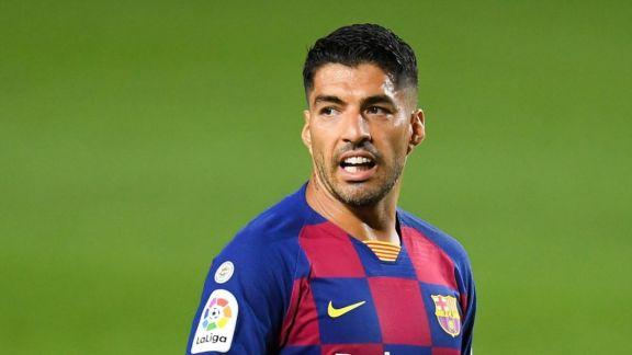 Suárez rescindió con el Barcelona y podría firmar con otro grande de España
