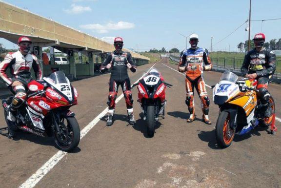 El Rosamonte Racing Team no pierde el ritmo