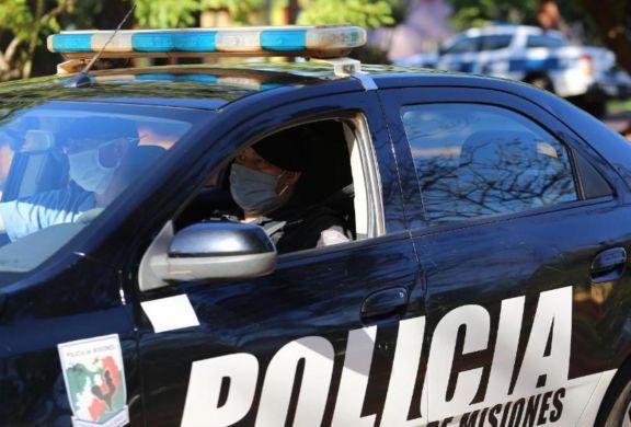 Fiestas clandestinas en Oberá: 200 personas de festejo al aire libre