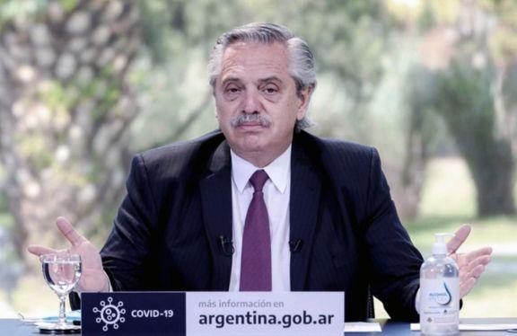 Alberto Fernández pronuncia hoy su primer mensaje ante la Asamblea General de la ONU