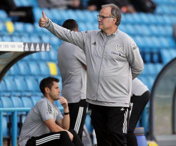 El Leeds de Bielsa consiguió su primera victoria en la Premier