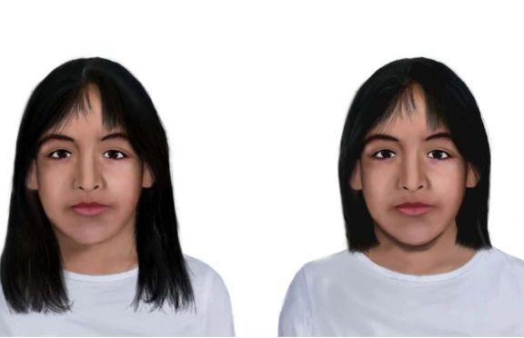 Actualizaron el rostro de Sofía Herrera, a 12 años de la desaparición