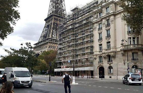 Evacúan la torre Eiffel por una amenaza de bomba