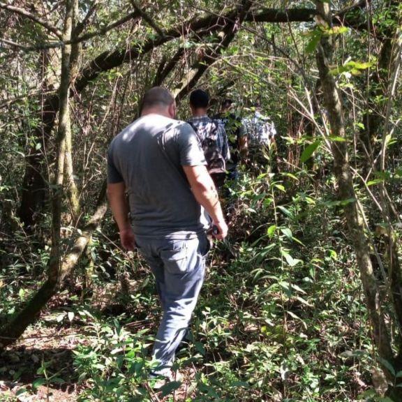 Se cumplen 22 días de búsqueda del adolescente César Tizato en San José