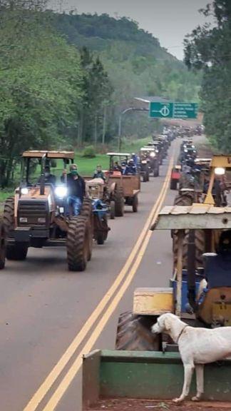 Municipios avanzan con el registro de tractores usados en las chacras misioneras