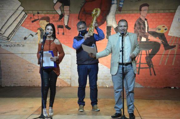 Eldorado: Masiva participación de estudiantes en las olimpiadas culturales