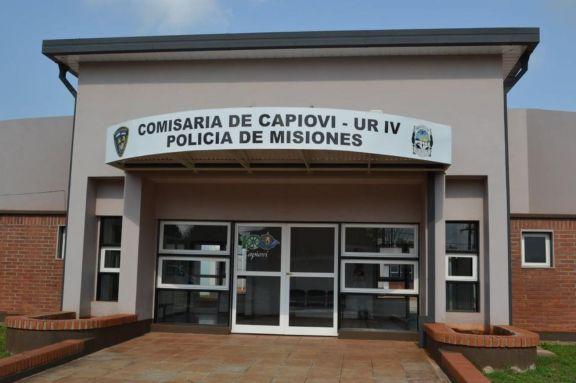 El comisario de Capioví bajo sospecha de vender autos y motos secuestradas