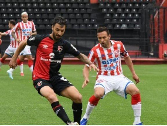 Newell's y Unión igualaron en Rosario