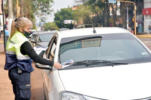 Con dudas y varias multas ya se cobra el SEM en Eldorado