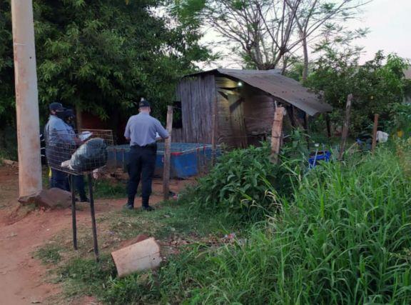 Hay dos detenidos por el crimen de César Quiroz en Iguazú