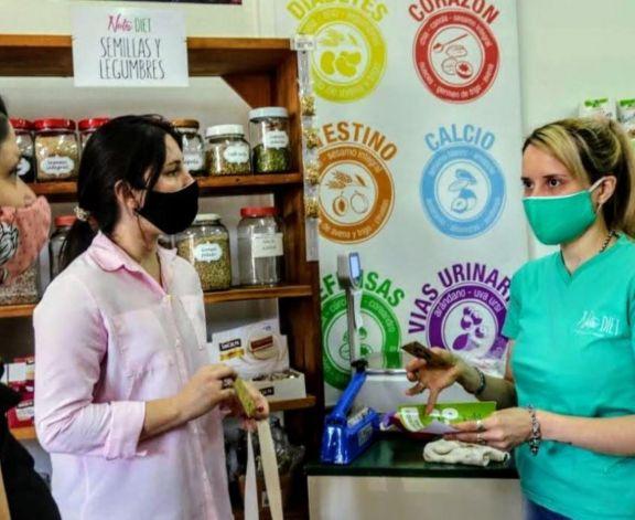Comercios de Montecarlo comienzan a adherirse al programa Eco Vuelto