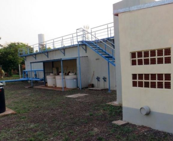 Puerto Libertad: la comunidad insiste con el pedido de habilitación del acueducto Urugua-í