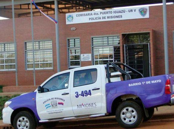 La pesquisa por este caso es llevada adelante por efectivos de la Seccional Cuarta de Puerto Iguazú.