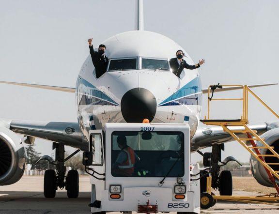 Aerolíneas anunció más de 65 vuelos internacionales y regionales para octubre