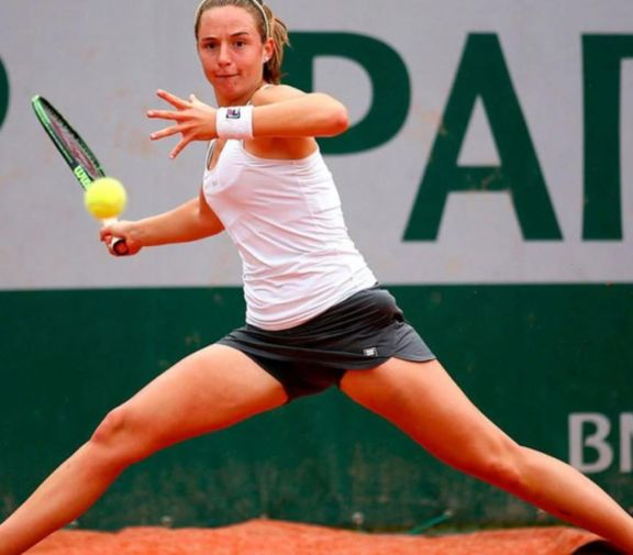 La argentina Nadia Podoroska jugará Roland Garros por primera vez