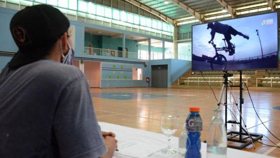 Se realizó la presentación virtual de Ciclismo BMX en los Juegos Deportivos Misioneros 2020