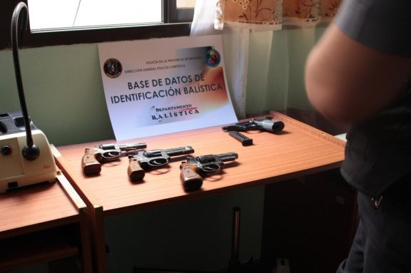 El trabajo de la Policía Científica clave para resolver el crimen de la sargento Romina Rodríguez