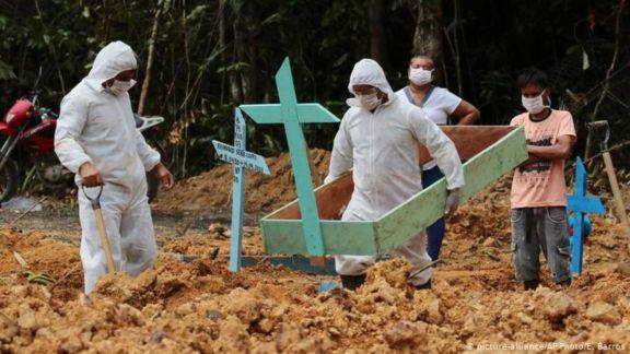 Brasil se acerca a los 4,7 millones de casos de coronavirus y a las 140.000 muertes