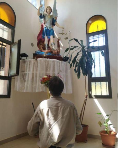 Horarios de misas en honor a San Miguel, San Rafael y San Gabriel