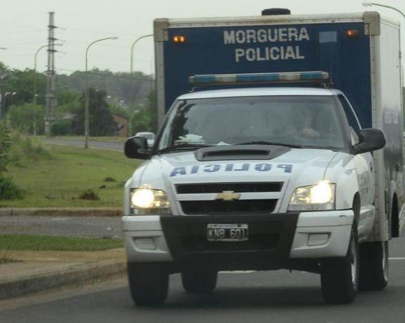 Gobernador Roca: siniestro vial sobre ruta nacional 12 dejó un hombre sin vida