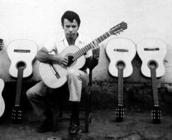 Este domingo regresa La Cultura Nos Conecta con un homenaje al luthier Alberto Chávez