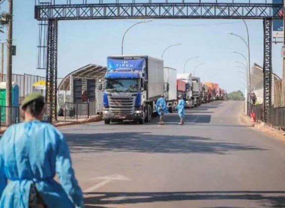 Paraguay confirmó apertura del Puente de la Amistad y de aeropuertos