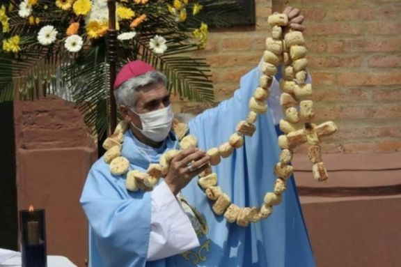 Obispo José Larregain