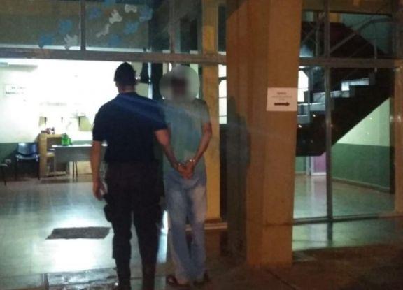 Violentos terminaron detenidos por agredir a sus parejas